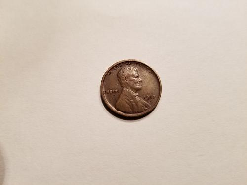 1917 S Lincoln Cent