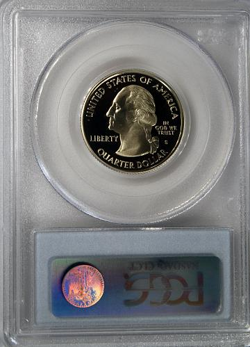 """2003 S Alabama State Quarter ***Certified by PCGS - Perfect """"70""""***"""