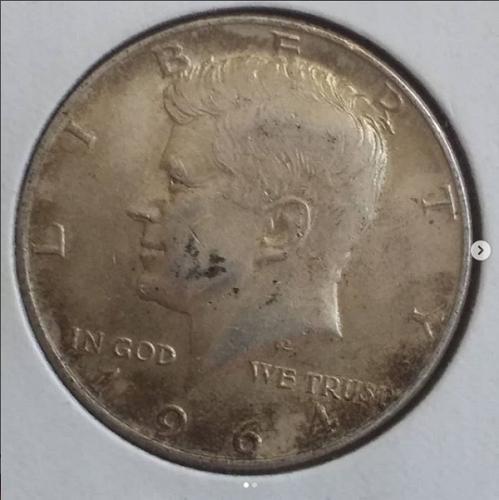 1964 D Kennedy Half Dollar