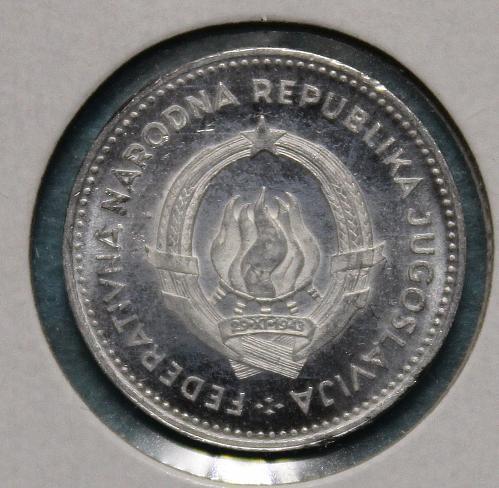 Yugoslavia 1953 50 para