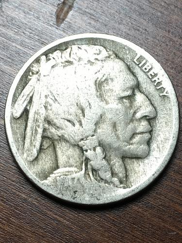 1917 Buffalo Nickel Item 1018490