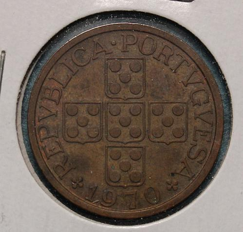 Portugal 1970 50 centavos