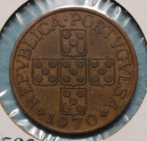 Portugal 1970 1 Escudo