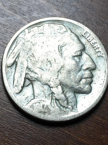 1917 Buffalo Nickel Item 1018498