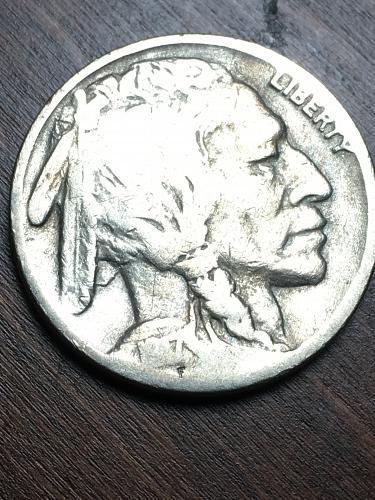 1917 Buffalo Nickel Item 1018500