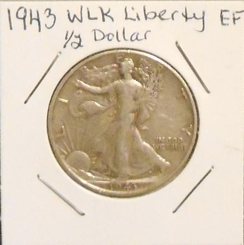 1943 Walking Liberty