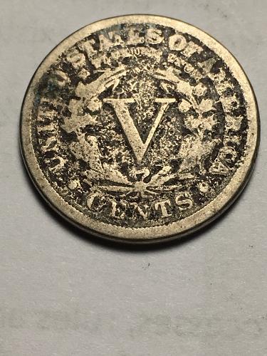 1897 Liberty Nickel Item 1118006