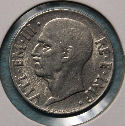 Italy 1940R 20 centisimi