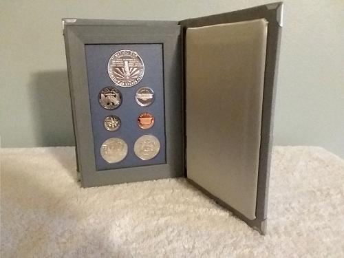 1986 US Mint Prestige Set