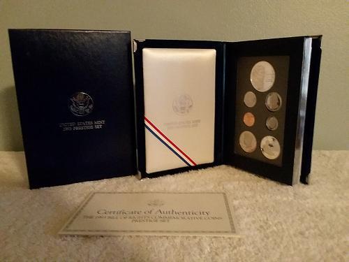 1993 US Mint Prestige Set