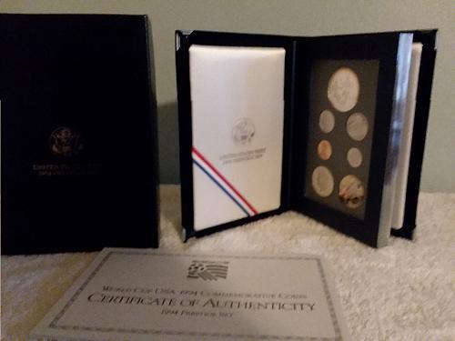 1994 US Mint Prestige Set