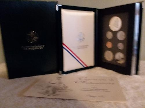 1995 US Mint Prestige Set