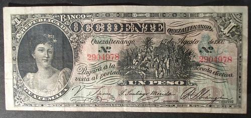 Guatemal S175z Peso Fine