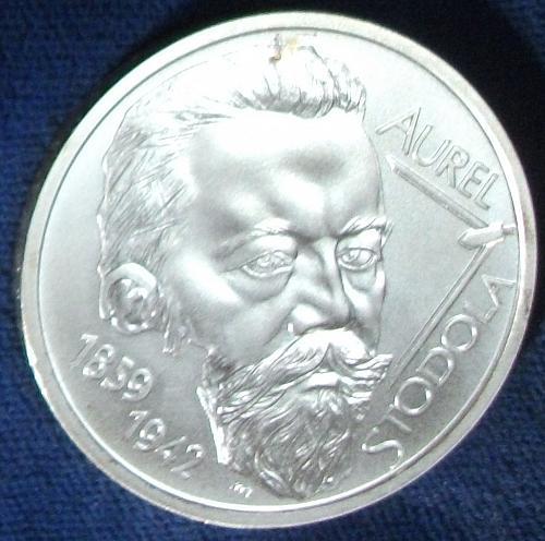 2009 Slovakia 10 Euro BU