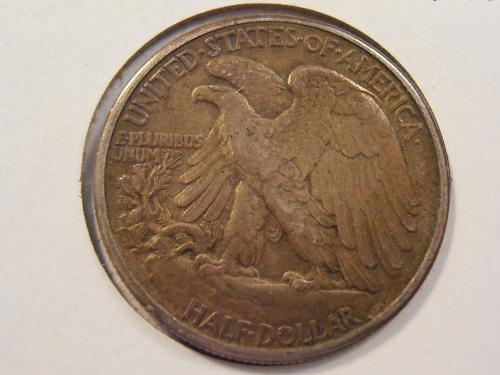 1941 P Walking Liberty Half Dollar, Better Grade (41P11)