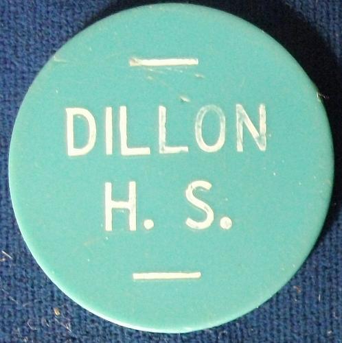Dillon H. S. Token, probably South Carolina