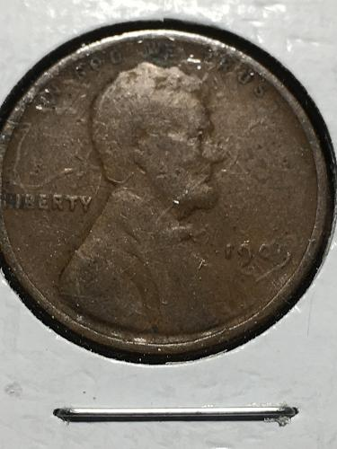 1909 Lincoln Wheat Cent Item 1218006
