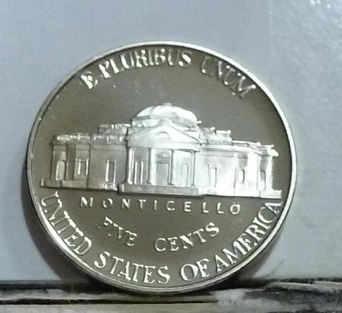 1998-S Gem Proof Jefferson Nickel  # 6517