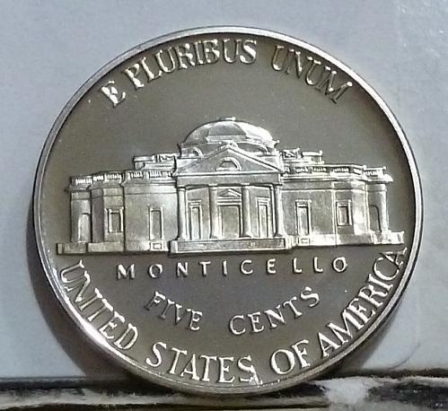 2002-S Gem Proof Jefferson Nickel  # 6513