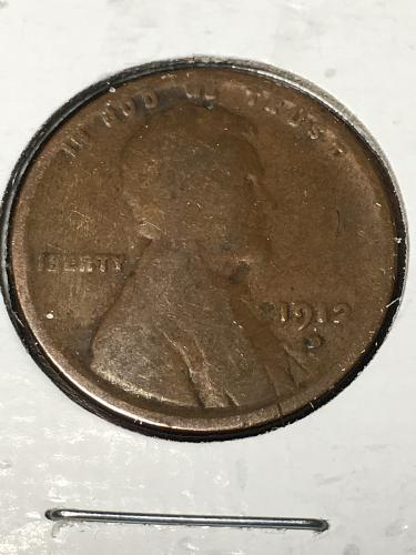 1912 D Lincoln Wheat Cent Item 1218087