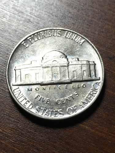1962 Jefferson Nickel Item 1218150