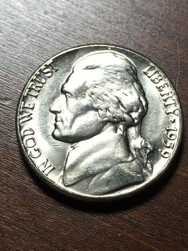 1959 D Jefferson Nickel Item 1218187