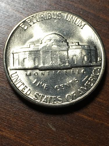 1956 D Jefferson Nickel Item 1218196