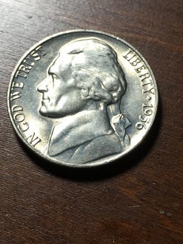 1956 Jefferson Nickel Item 1218198