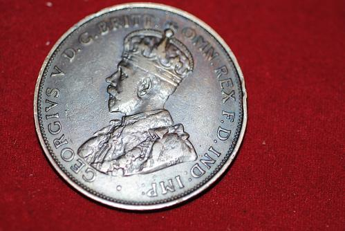 1923 Jersey 1/12 Shilling in extra fine/very fine