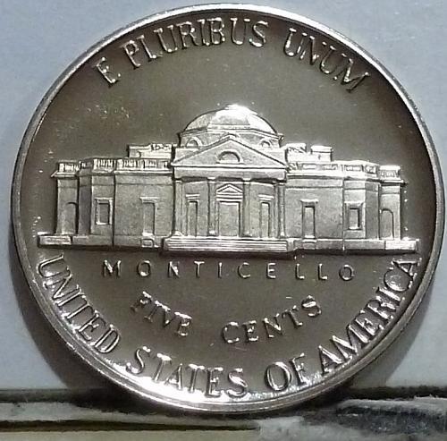 1983-S Gem Proof Jefferson Nickel  # 6551