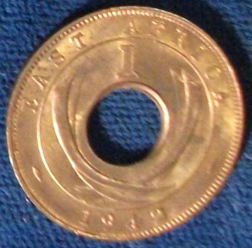1942 East Africa Cent UNC