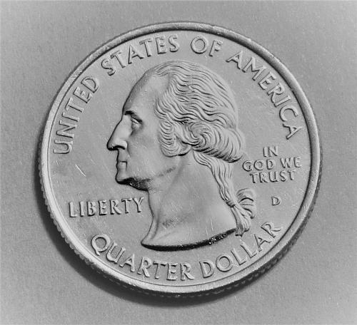 1999-D 25 Cents Delaware State Quarter
