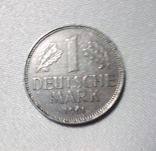 1 Mark J 1961 , GERMANY