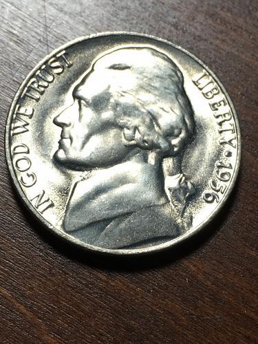 1956 Jefferson Nickel Item 0119003