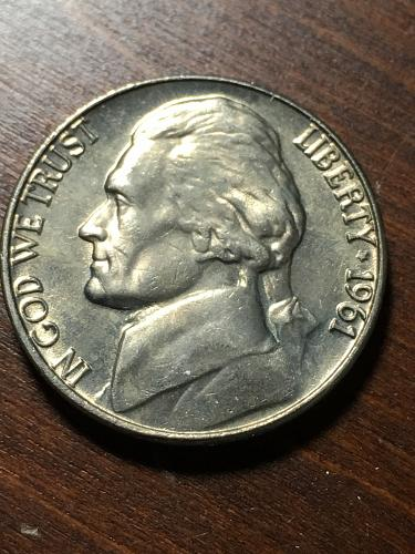 1961 Jefferson Nickel Item 0119028