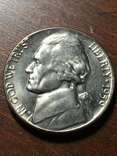 1959 D Jefferson Nickel Item 0119037