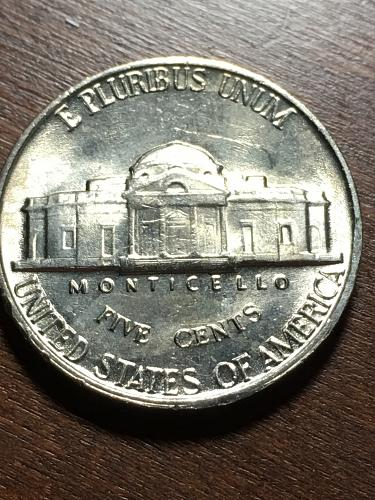 1960 Jefferson Nickel Item 0119062