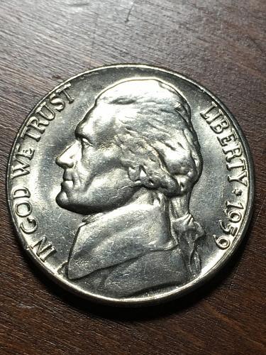 1959 D Jefferson Nickel Item 0119072