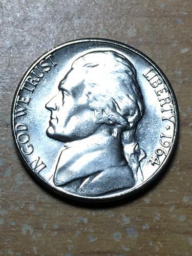 1964 Jefferson Nickel Item 0119080