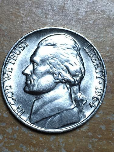 1964 Jefferson Nickel Item 0119088