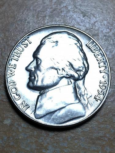 1954 Jefferson Nickel Item 0119095