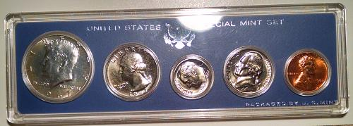 1967 S Special Mint Sets