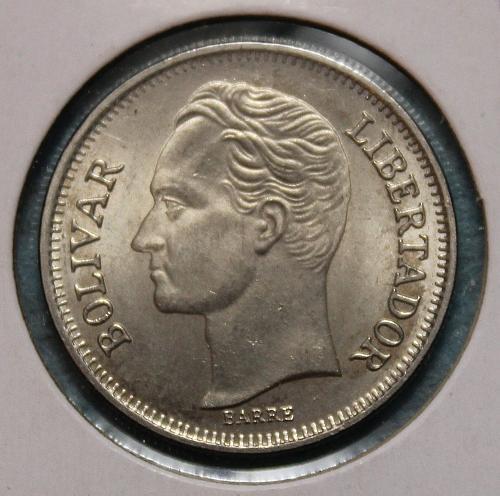 Venezuela 1989 1 Bolivar