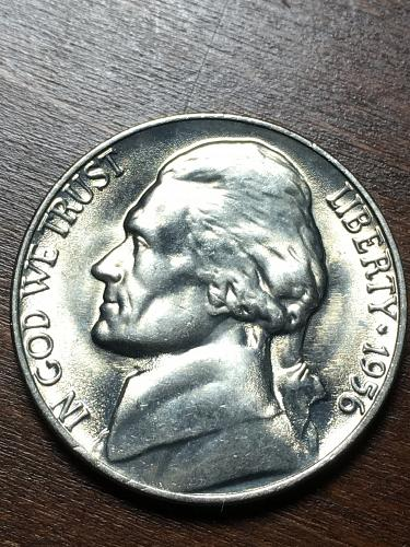 1956 Jefferson Nickel Item 0119256