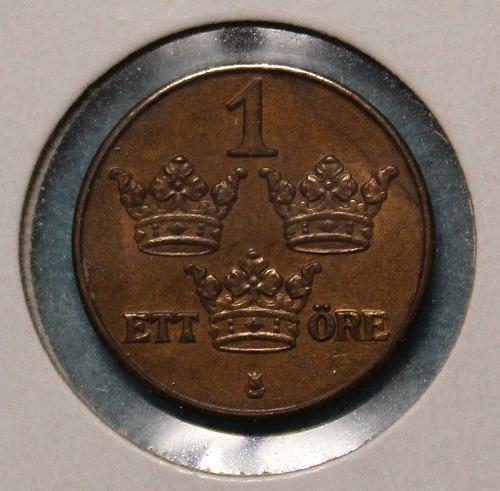 Sweden 1926 1 ore
