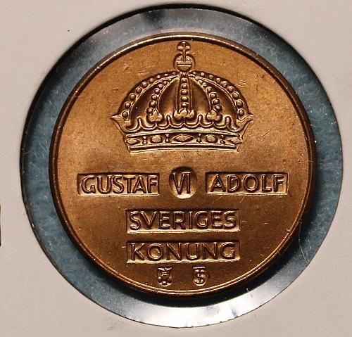 Sweden 1956 2ore