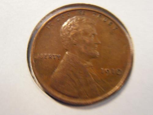 1910 Lincoln Cent, XF/AU (10PJF4)