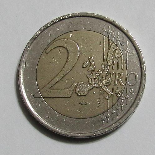 2002 Spain 2 Euro