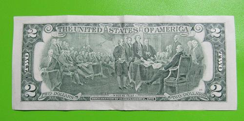 """2009 $1 US Banknote - Federal Reserve Note - """"K"""" Seal - Bank of Dallas Texas"""