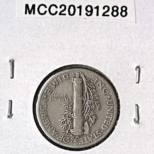 1938 P Mercury Dime - 6 Photos!